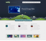 Портфолио шаблон WordPress от ElegantThemes: Webly