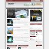 Премиум шаблон WordPress от Wobzy: Magazit
