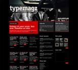 Премиум шаблон WordPress от ColorlabsProject: TypeMagz