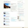 Премиум тема WordPress от ThemeWars: CleanMag