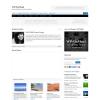 Премиум шаблон WordPress от Solostream: WP-DaVinci