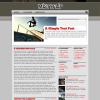 Премиум шаблон WordPress от ThemeJam: MistyFlip
