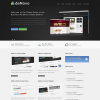 Премиум тема WordPress от ThemeShift: deNovo