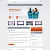 Премиум бизнес тема WordPress от YOOtheme: Milk