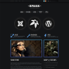 Премиум шаблон WordPress от YOOtheme: Spark