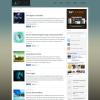 Lazy Line: Премиум шаблон WordPress от WPClassic