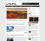 Reveal — Премиум тема WordPress от FThemes
