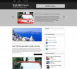 Tauri — Премиум шаблон для WordPress