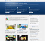 Бизнес тема WordPress от ThemeJunkie: CubeLight