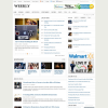 Новостной портал шаблон WordPress от ThemeJunkie: Weekly v1.0.5
