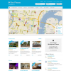 Премиум WordPress тема от Templatic: Geo Places