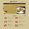 Тема для WordPress от Templatic: Foodilicious
