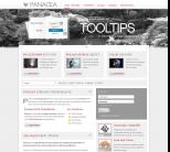 Шаблон портала на WordPress от RocketTheme: Panacea