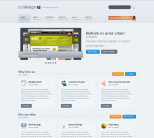 Портфолио тема WordPress от ThemeForest: Insidesign