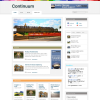 Журнальная тема WordPress от WooThemes: Continuum