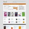 Тема для продажи книг WordPress от WooThemes: Bookclub