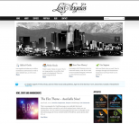 Новостная тема WordPress от Themeforest: Los Angeles