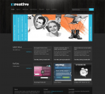 Тема WordPress от ThemeForest — Creative