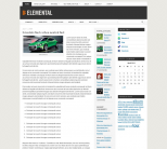 Премиум тема WordPress от ProThemeDesign: Elemental