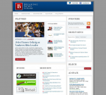Премиум тема WordPress от ModThemes: Breaking News