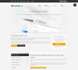 Премиум шаблон WordPress от Themeforest: ITWORX II