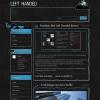 Премиум тема WordPress от OboxDesign: Left Handed