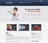 Премиум шаблон WordPress от YooTheme: Vanilla