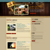Блоговая тема WordPress от RocketTheme: Grunge