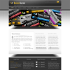 Премиум тема WordPress от Themeforest: Business Success