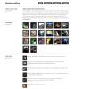 Премиум шаблон WordPress от Press75: Seven five