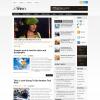 Премиум шаблон для WordPress от FThemes: Shines