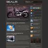 Тема спортивной тематики WordPress от FThemes: Realm