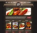 Шаблон WordPress для ресторана от Themeforest: Ermark Adora