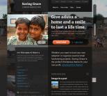 Тема для благотворительных акций WordPress от WooThemes: Saving Grace