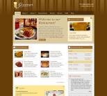 Ресторанный шаблон на WordPress от Templatic: Gourmet