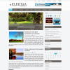 Premium WordPress тема от NewWpThemes: Elektra
