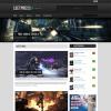 Премиум игровая тема для WordPress от ThemeForest: LeetPress