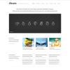 Минимализм портфолио тема WordPress от ThemeForest: Classica Minimalistic