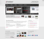 Премиум шаблон WordPress от ThemeForest: FreshStart