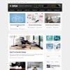 Премиум шаблон сообщества WordPress от Themeforest: Open