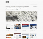 Премиум шаблон WordPress от WooThemes:
