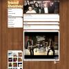 Премиум тема WordPress от BandThemer: Wooden