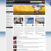 Новостная тема для WordPress от Themespinner: Tauren Pro
