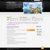 Стильная тема WordPress от Wobzy: Motivatic