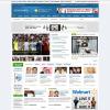 Новостной шаблон WordPress от DeluxeThemes: NewsWorld