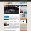 Шаблон для WordPress от NewWpThemes: CarOne