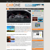 Шаблон для WordPress от NewWpThemes: CarOne