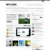 Премиум тема WordPress от SoloStream: WP-Clear