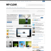 Премиум тема WordPress от SoloStream: WP-Clear
