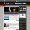 Новостной шаблон WordPress от NewWpThemes: NiceStars